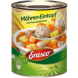 Erasco Möhren-Eintopf mit Fleischbällchen, 800g