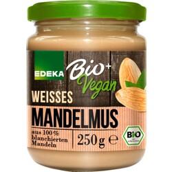 EDEKA Bio + Vegan Weisses Mandelmus vegan 250 g