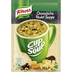 Knorr Chinesische Nudle Suppe 31 g