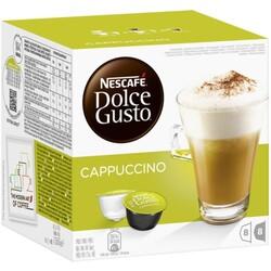 Nescafé Dolce Gusto Cappuccino Kapseln 16 Kapseln à 12,5 g