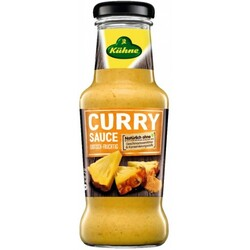Kühne Gourmet Curry Sauce 250 ml