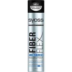 Syoss Professional Performance Fiber Flex flexibler Halt Haarspray