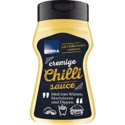 Edeka Cremige Chilli Sauce