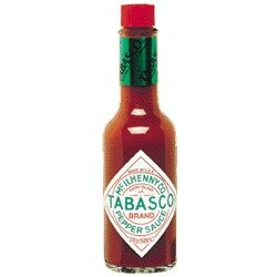 McIlhenny TABASCO Brand Pepper Sauce Original 57 ml