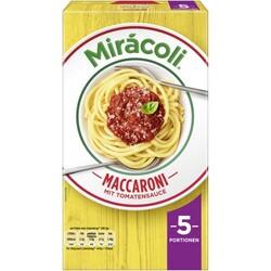 Miracoli Maccaroni mit Tomatensauce 5 Portionen 581g