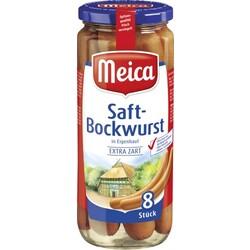 Meica Saftbockwurst 8 Stück 360 g