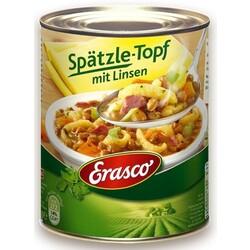 Erasco Spätzle-Topf mit Linsen 800 g