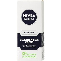 Nivea for Men Gesichtspflege Creme Sensitive 75 ml