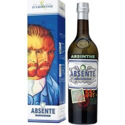 Distilleries et Domaines de Provence Absente Liq. aux plantes d'Absinthe (1 x 70 cl  Grüner Absinth)