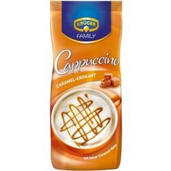 Krüger Family Caramel-Krokant Cappuccino mit feiner Caramel-Note NFB 500 g