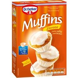 Dr.Oetker Muffins Zitrone 415 g