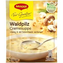 Maggi - für Genießer, Waldpilz Cremesuppe