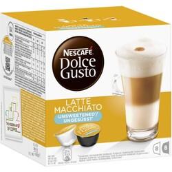 Nescafé Dolce Gusto Latte Macchiato ungesüsst Kapseln 16 Kapseln à 10,5 g