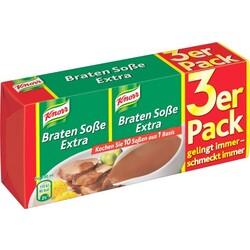 Knorr Braten Soße Extra Dreierpackung 3x 28 g