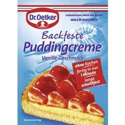 Dr. Oetker - Backfeste Puddingcreme