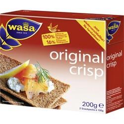 Wasa Knäckebrot Crisp Original 200 g
