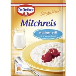 Dr. Oetker Süße Mahlzeit Milchreis weniger süß, 112 g