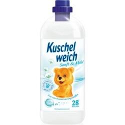 Kuschelweich - Weichspülmittel Sanft & Mild