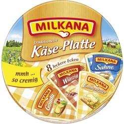 Milkana Käseplatte 200 g
