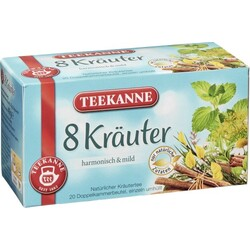 Teekanne Kräuter-Genuss  20 Beutel à 2 g