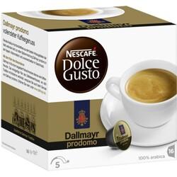 Nescafé Dolce Gusto Dallmayr prodomo Kapseln 16 Kapseln à 7,0 g