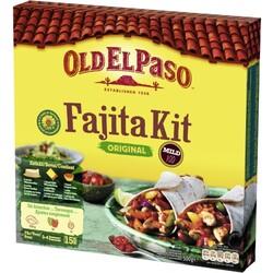Old El Paso Fajita Kit 500 g