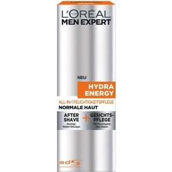 Loreal Men Expert Hydra Energy All-in-1 Feuchtigkeitspflege 75 ml