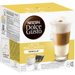 Nescafé Dolce Gusto Latte Macchiato Vanilla Kapseln 16 Kapseln à 11,8 g