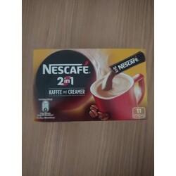 Nescafe 2 in 1 Kaffee Mit Creamer