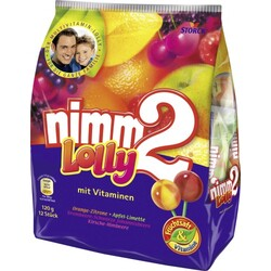 Nimm 2 - Lolly