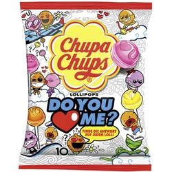 Chupa Chups Lollipops Do You Love Me? 120 g