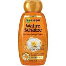 Garnier wahre Schätze Shampoo Argan- & Camelia-Öl