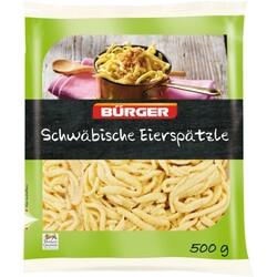Bürger Schwäbische Eierspätzle