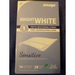 Onuge Bright White Stripes Zur Zahnaufhellung