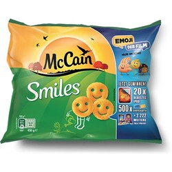 McCain Golden Smiles