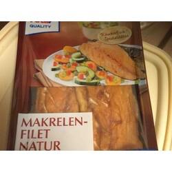 real,- Quality - Makrelenfilet natur heißgeräuchert