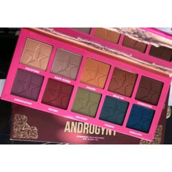 Androgyny eye shadow palette