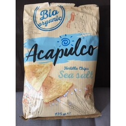 Acapulco nature bio tortilla Chips