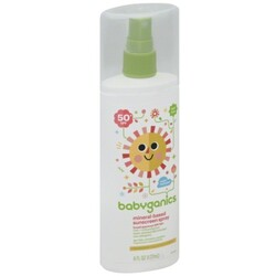 Baby Ganics Sunscreen