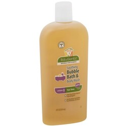 Baby Ganics Bubble Bath & Body Wash