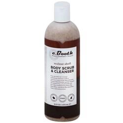 C Booth Body Scrub & Cleanser