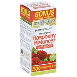 Purely Inspired Raspberry Ketones+