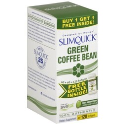 SlimQuick Green Coffee Bean