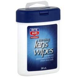 Rite Aid Pharmacy Lens Wipes