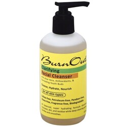 Burn Out Facial Cleanser