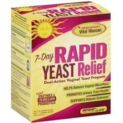 Renew Life Rapid Yeast Relief
