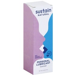 Sustain Personal Lubricant