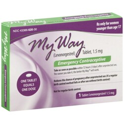 My Way Emergency Contraceptive