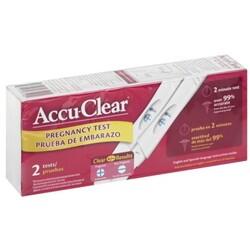 Accu Clear Pregnancy Test