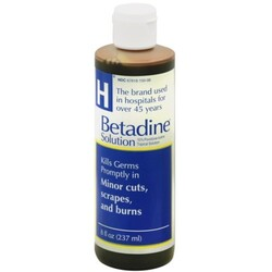 Betadine Topical Solution